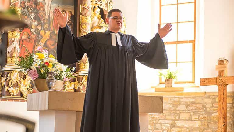 Gootesdienste und Andachten Kirchengemeinde Pölzig