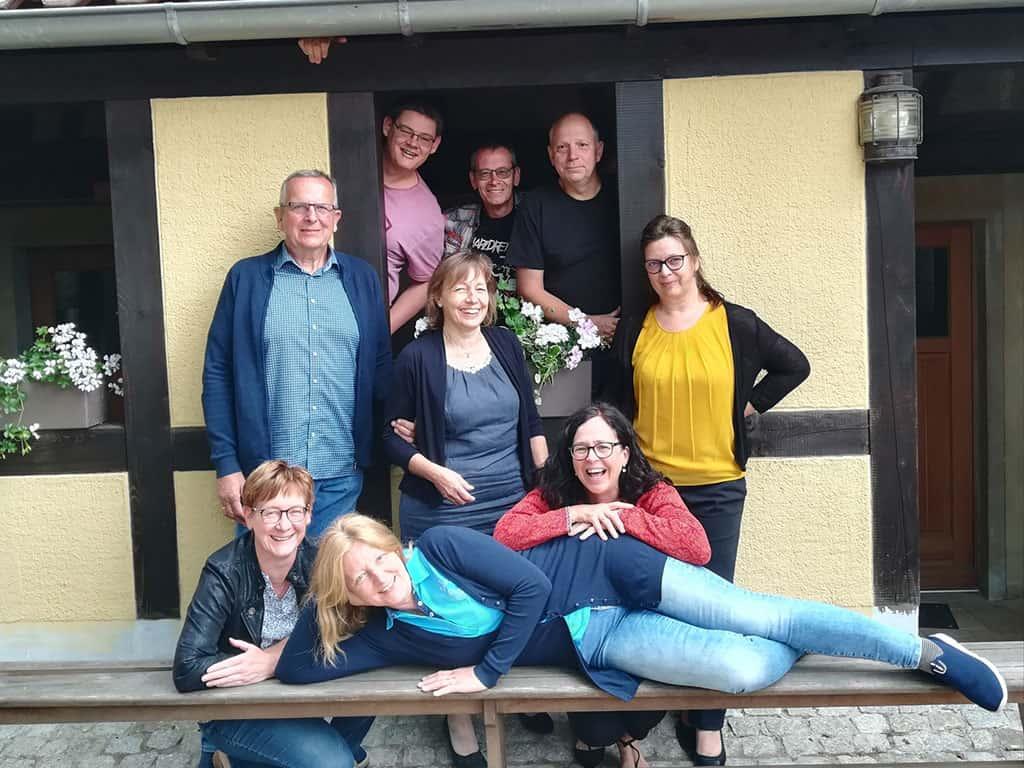 Team Kirchengemeinde Pölzig